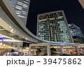高層ビル オフィス街 ビジネス街の写真 39475862