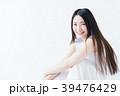 女性 若い ポートレートの写真 39476429