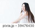 女性 若い 長髪の写真 39476430