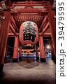 宝蔵門 浅草寺 ライトアップの写真 39479595