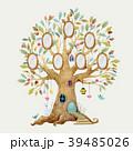 樹木 樹 ツリーのイラスト 39485026
