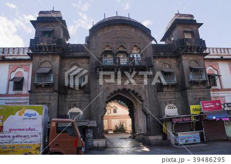 Old gate, Kolhapur, Maharashtra 39486295