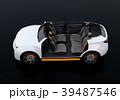 自動車 SUV 乗用車のイラスト 39487546