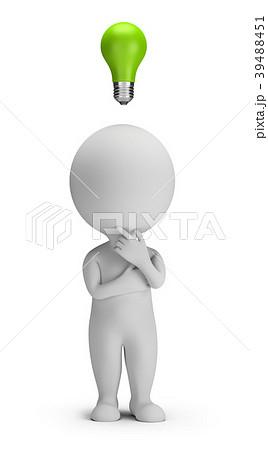 3d small people - idea 39488451