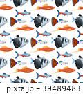サカナ 魚 魚類のイラスト 39489483