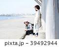 遊ぶ 海 海岸の写真 39492944