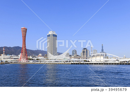 神戸・都市風景 39495679