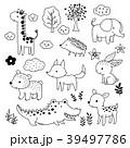 動物 動物学 クマのイラスト 39497786