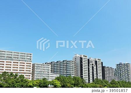 青空のマンション街 39501857