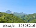 青空 北海道 知床の写真 39505216