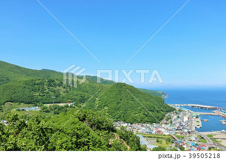 北海道 夏の羅臼 39505218
