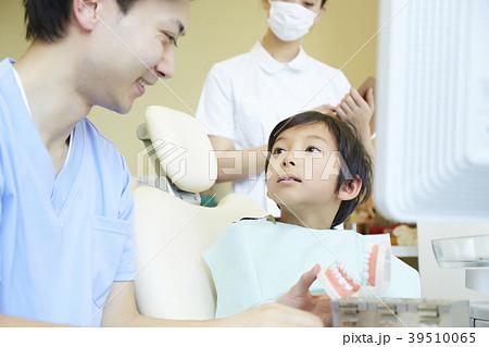 歯医者の治療 39510065