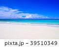 渡口の浜 伊良部島 浜辺の写真 39510349