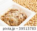納豆 パック 発酵食品 伝統食 健康食品 ヘルシー 39513783
