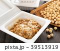納豆 パック 発酵食品 伝統食 健康食品 ヘルシー パック納豆 39513919