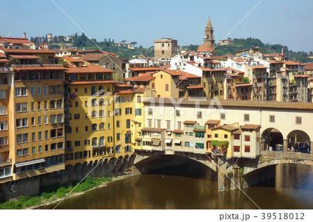 イタリア フィレンツェ ヴェッキオ橋 Italy Florence Ponte Vecchio 39518012
