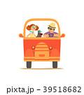 自動車 車 ドライブのイラスト 39518682