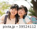 女性 小学生 ライフスタイルの写真 39524112