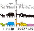 動物アイコンセット 39527185