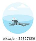 山車 浮く 浮きのイラスト 39527859