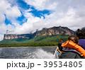 エンジェルフォール ギアナ高地 滝の写真 39534805