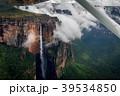 ベネズエラ・遊覧飛行機から眺める落差世界一のエンジェルフォール 39534850