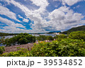 カナイマ湖 青空 夏の写真 39534852
