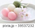 花見団子とお茶 39537232