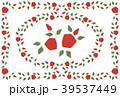 薔薇 バラ 花のイラスト 39537449