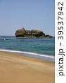 白兎海岸 海岸 海の写真 39537942