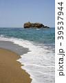 白兎海岸 海岸 海の写真 39537944