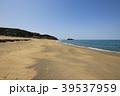 白兎海岸 海岸 海の写真 39537959