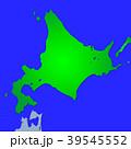 北海道地図 39545552