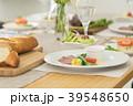 テーブルフォト 料理 ランチの写真 39548650