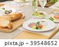 テーブルフォト 料理 ランチの写真 39548652