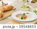 テーブルフォト 料理 ランチの写真 39548653