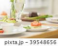 テーブルフォト 料理 おうちごはんの写真 39548656
