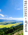 農村 田園風景 田んぼの写真 39553788