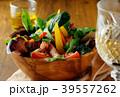 サラダ 洋食 前菜の写真 39557262