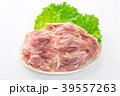 肉 鶏肉 鶏ももの写真 39557263