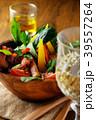 サラダ 洋食 前菜の写真 39557264