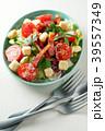 サラダ シーザーサラダ 前菜の写真 39557349