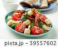 サラダ シーザーサラダ 前菜の写真 39557602