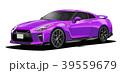 車 スポーツカー 自動車のイラスト 39559679