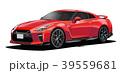 車 スポーツカー 自動車のイラスト 39559681