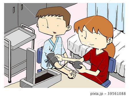 血圧測定 39561088