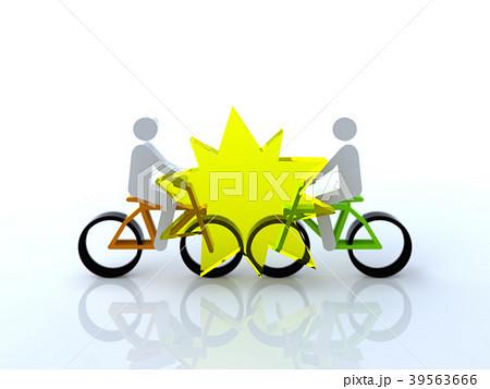 交通トラブル 自転車同士の衝突事故 39563666