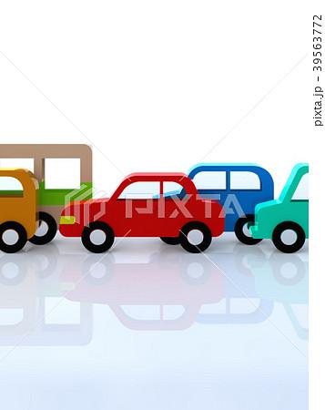 交通トラブル 渋滞 39563772