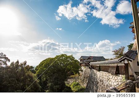 愛媛県 秋の松山城 本丸 39565595