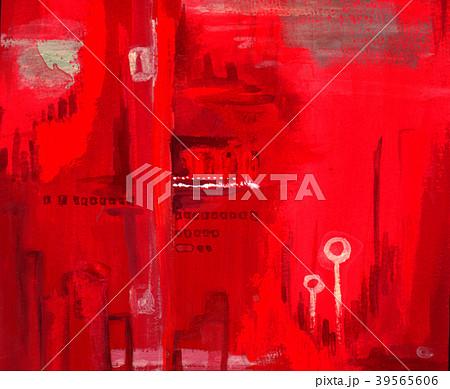 赤い街 39565606